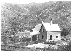 history cable bay station near nelson