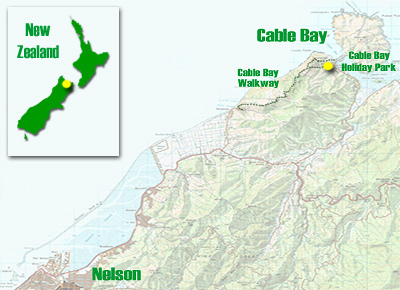 CableBay Map